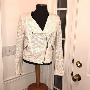Rachel Zoe Moto Leather Jacket